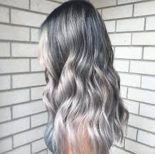 silver brown hair 41 brilliant ways to wear gray and silver hair color style skinner