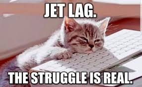 Jet Lag Meme - puretech talent on twitter the struggle is real puretechtalent