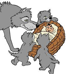 jungle book characters clip art library