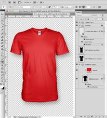 add a greymarle fabric to t shirt design template 01 prepress