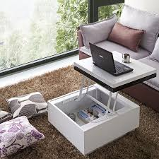 Smart Lift Top Coffee Table Solutions In Modern And Classic Style
