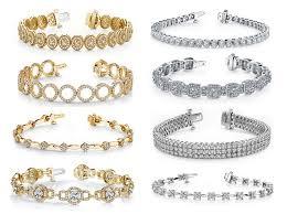 sterling silver bracelet ebay images Diamond tennis bracelet ebay unique gold sterling silver fine jpg