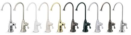 designer and contemporary ro faucets now available in ten designer