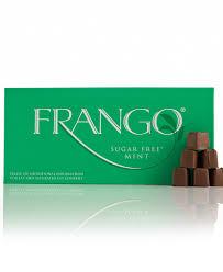 amazon com frango mint chocolates milk chocolate 1 lb box