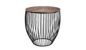 Brass Side Table Pols Potten Wire Brass Side Table Dopo Domani