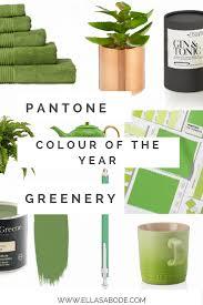 pantone colour of the year 2017 ella u0027s abode