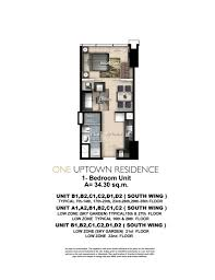 one uptown residence condos for sale megaworld fort