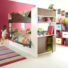 Bunk Bed With Storage And Desk Bunk Beds With Storage Entrancing Kid Bunk Beds With Storage