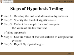 confidence interval and hypothesis testing for population mean µ