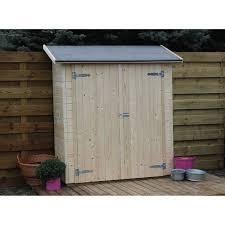 armadi in legno per esterni armadio casetta in legno acquista da obi