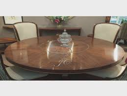round table with lazy susan built in adjustable height round table w lazy susan by sunny designs