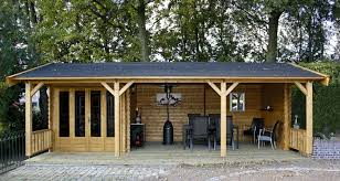 Gardens With Summer Houses - summerhouses with verandas