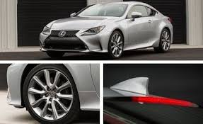 2015 lexus rc 350 2015 lexus rc350 coupe drive review car and driver