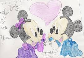 baby mickey minnie mouse mrsjoejonas232 deviantart