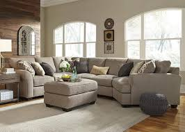 livingroom ls savoy 4pc laf sectional w al ls gray living room sale on sale