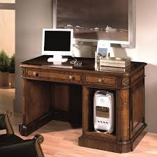 Computer Desk With Tower Storage by Executive Desk With Computer Tower Storage