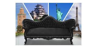 autour d un canape exercice de style autour d un canapé noir