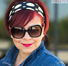 polka dot hair a pocketful of polka dots fashion 40