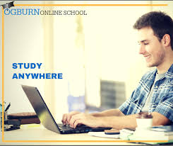 is online high school apply for the ogburn online school is easy our online high school