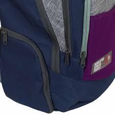dakine rucksack prom 25 liter hucklebery dunkelblau grau lila