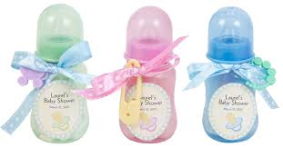 baby shower bottle favors adorable baby bottle shower favors the dollar tree