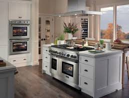 awesome kitchen island with stove and oven and 31 smart kitchen