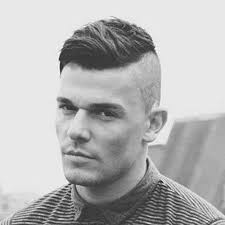 shaved back and sides haircut 25 best shaved hairstyles for men mens hairstyles 2018