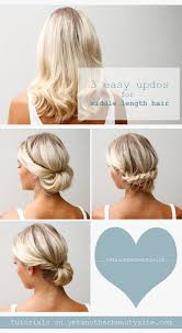 hair tutorials for medium hair hairstyles tutorials for shoulder length hair hairstyles