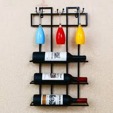 compare prices on metal wall hanging wine rack online shopping