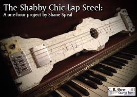 Shabby Chic Guitars by Builder U0027s Diary
