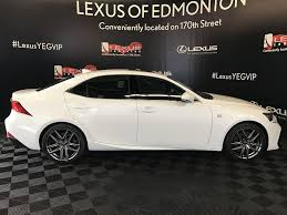 lexi lexus used 2017 lexus is 350 4 door car in edmonton ab l12845