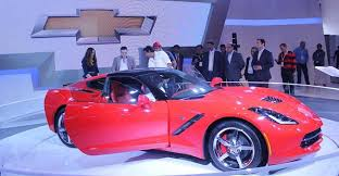 what makes a corvette a stingray 2014 auto expo chevrolet corvette stingray c7 makes its indian