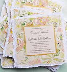 wedding invitations floral a peek into the studio watercolor floral wedding invitations