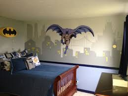 Bedroom Decor  Batman Comforter Set Batman Stickers Toddler Boy - Batman bedroom decorating ideas