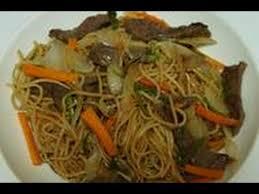 hervé cuisine chinois recette chinoise boeuf sauté aux oignons avec hervé cuisine et margot