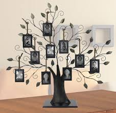 amazon com large family tree with 10 hanging photo frames