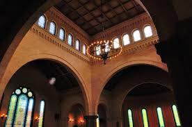 virginia hampton hampton university memorial church interior