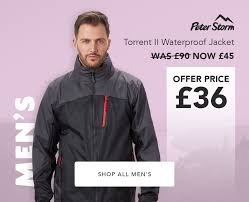 men s millets outdoor clothing waterproof jackets cing tents