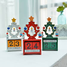 Wood Decorations For Home by Compare Prices On Wooden Block Calendar Online Shopping Buy Low