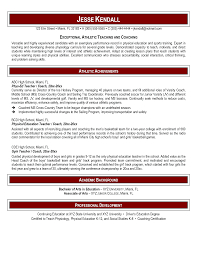 Resume Example Sales Sales Representative Resume Example Physical Education Teacher Resume Samples Physical Education Resume Resume Maker  Create professional resumes online for free Sample