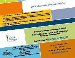 Unf Campus Map Uncf Scholarship Information Session Diversity U0026 Inclusion