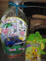 premade easter basket the secret to a fabulous easter basket on a budget kmarteaster