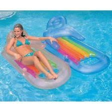 pool bar floating lounge party inflatable chair swimming beverage