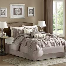 Bed Set Comforter Your Zone Micromink Inky Feather Comforter Set Walmart