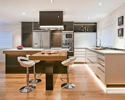 elegant true equipment and white cabinets for modern kitchen