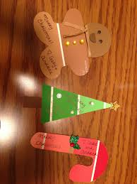 cute christmas gift tags made from paint chips got the idea for