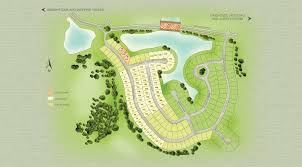 Kissimmee Florida Map by Bellalago New Single Family Homes In Edgewater Park Square Homes