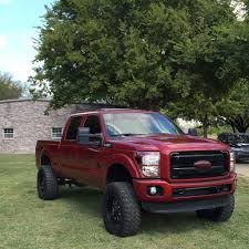2007 F250 Lifted 2014 Ford F 250 Super Duty Lariat Crew Cab Pickup 4 Door 6 7l For Sale