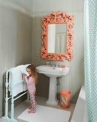 Martha Stewart Bathrooms Love The Pops Of Color In This Bathroom Martha Stewart Living