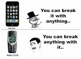 Nokia Phones Meme - mobie related memes